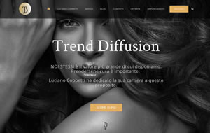 Trend Diffusion website thumbnail